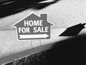 Image of a home for sale sign