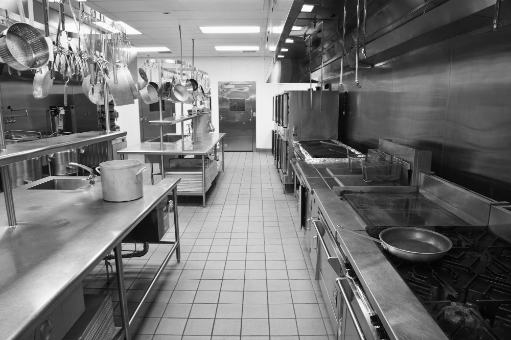 Image of a kitchen
